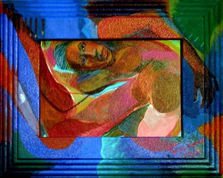 Imagined in Marble_ Found Myself Dec 2008 Joyce Owens