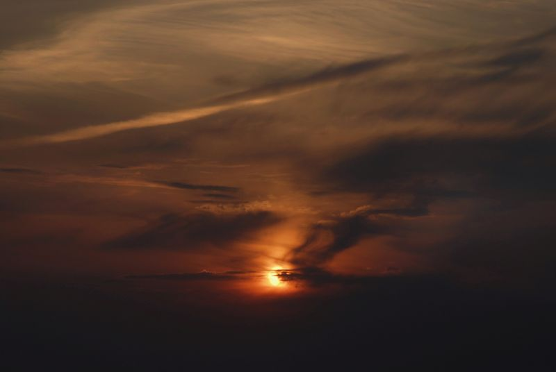 Rose Blouin At Dawn and Dusk
