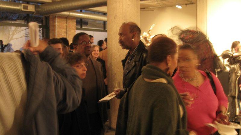 Hunt @ Nnamdi Talmadge & guests May 2 2009