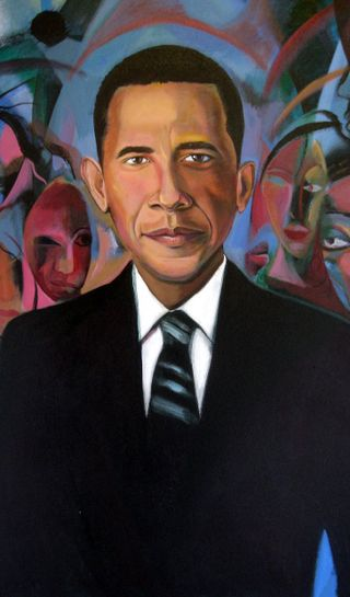 Obama in progress 2 May 25 2009