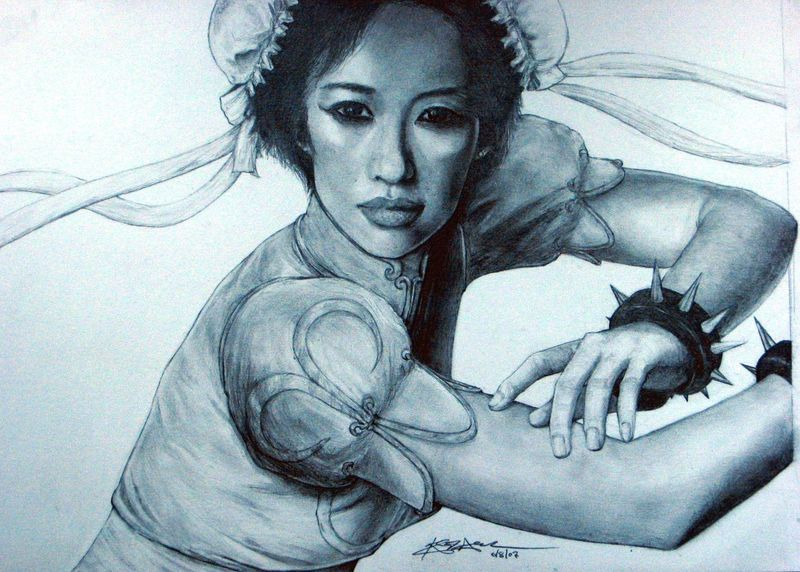 Kyle Anderson Asian girl 2007