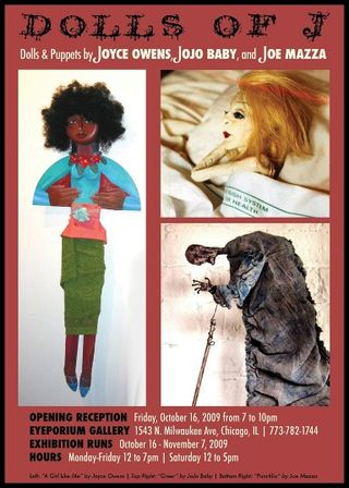 Dolls of J show INVITE smaller oct 16 2009