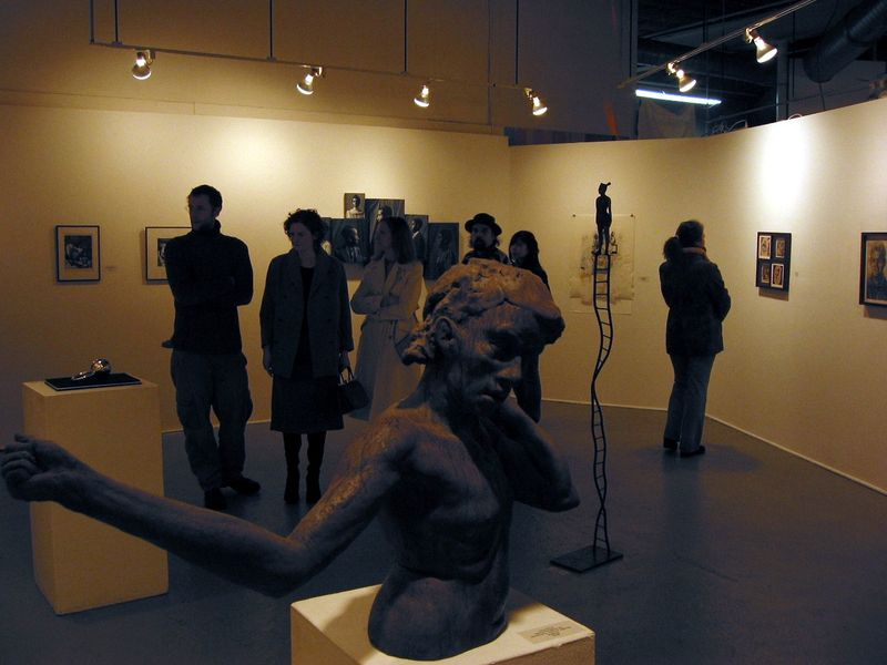 ARC Gallery Out of the box wins Best of show