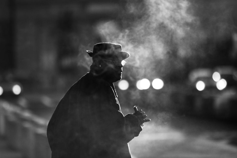 Second Hand Smoke by Oguzbaykal