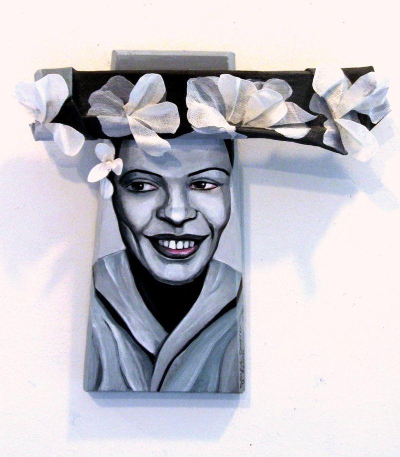 Billie Holiday piece Friendship show 2010