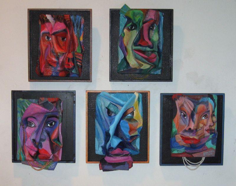 More Than Skin Deep series of 5 2010
