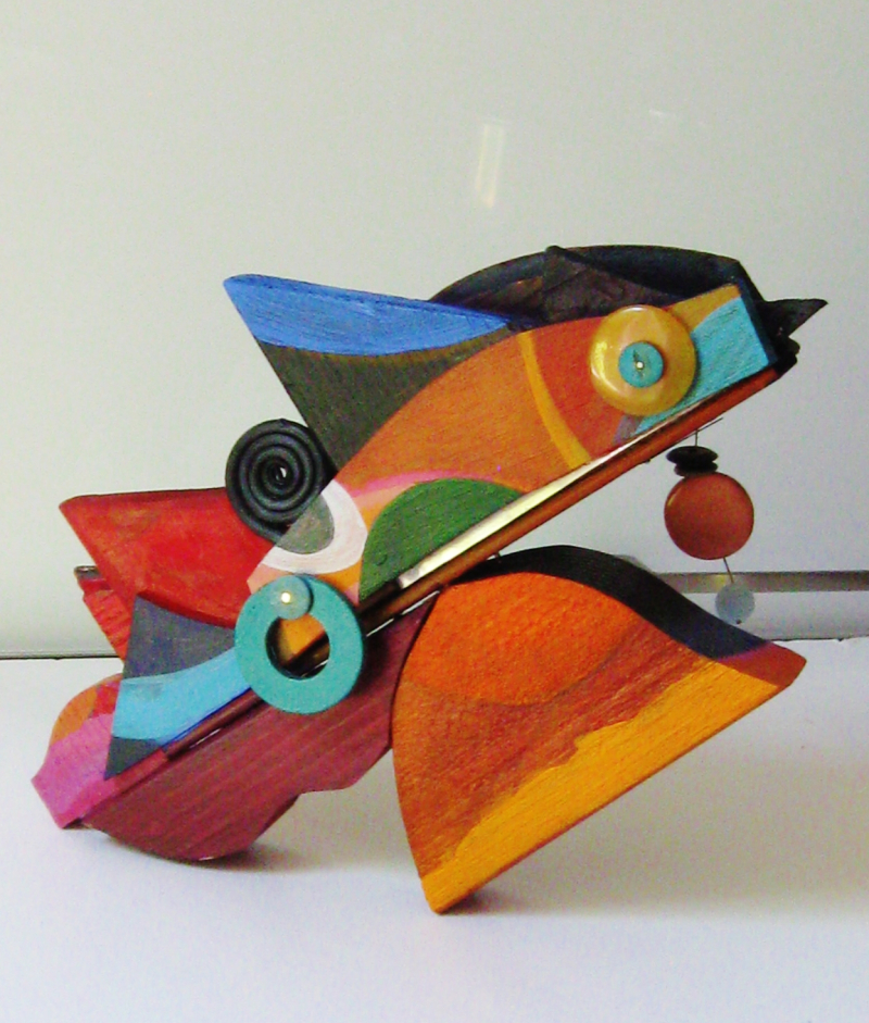 Sculpture Retroracing Picasso July 2015 012