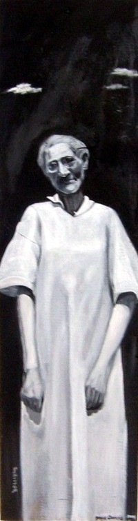 Slavery survivor Louise Evans by Joyce Owens